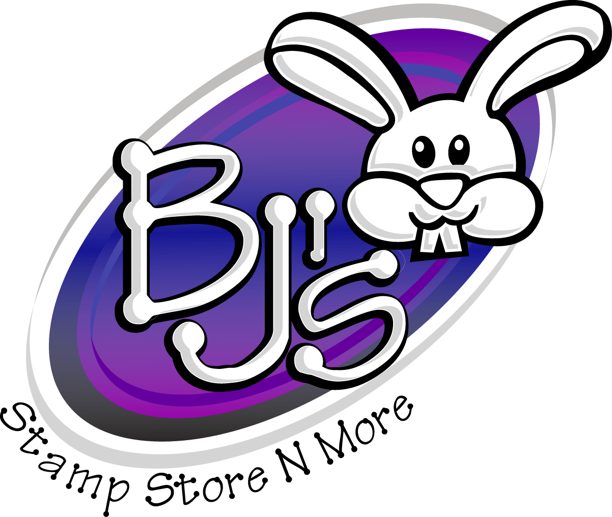 BJ's Stamp Store N More Logo