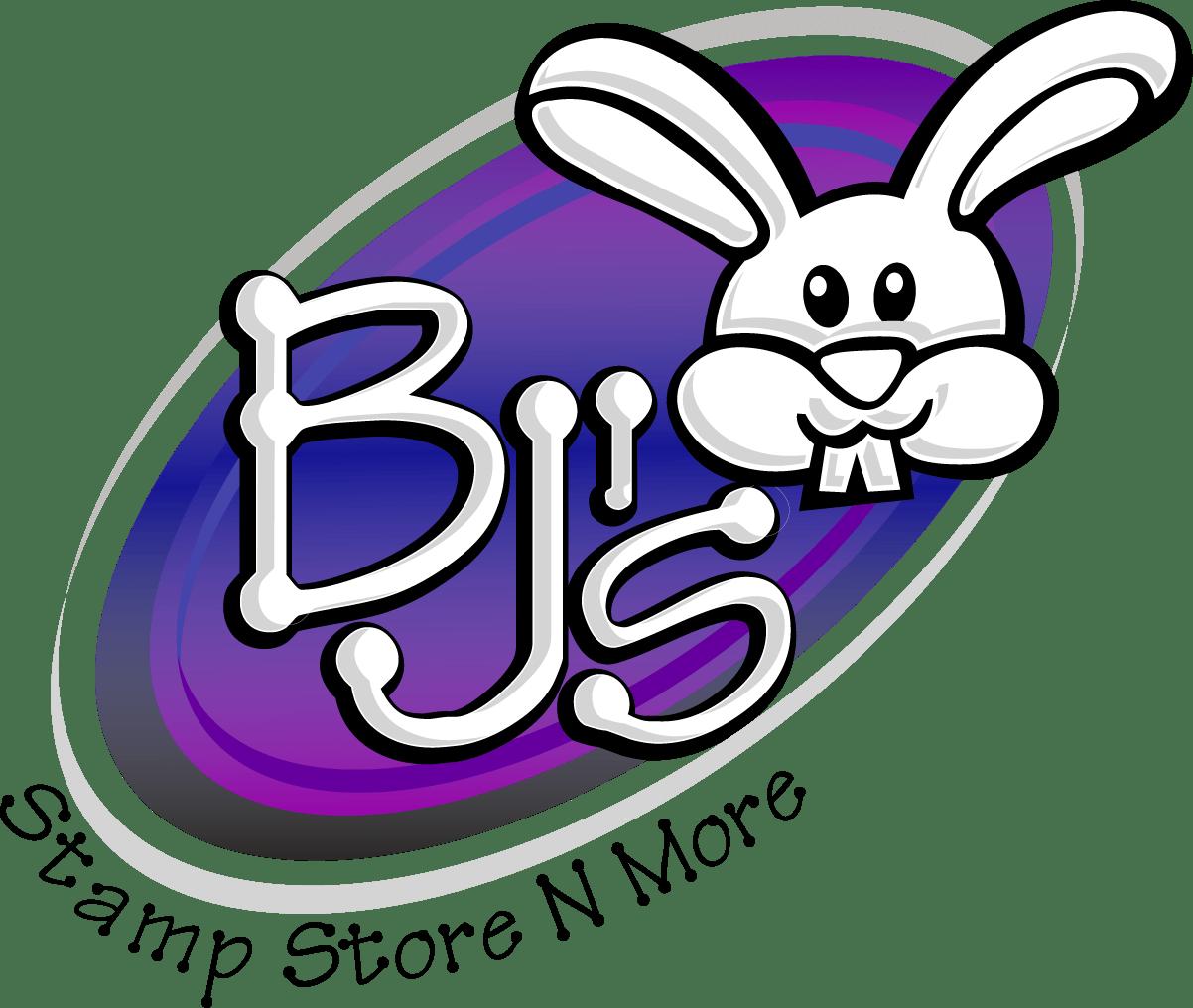 BJ's Stamp Store N More Logo