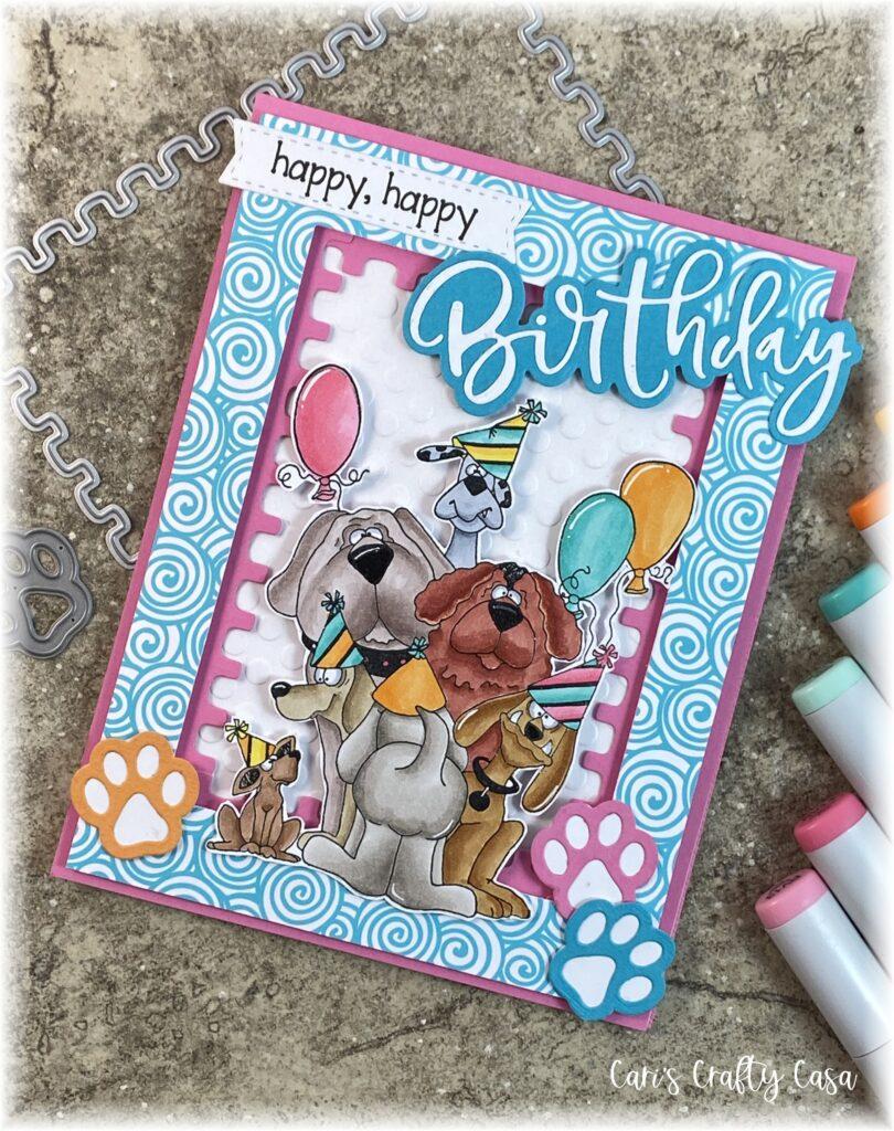 dog party birthday